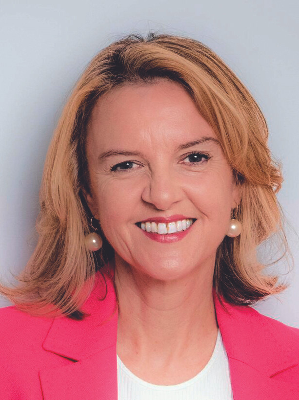 Geraldine McGinty, MD, Weill Cornell Medicine Radiology Chair, ACR Board of Chancellors