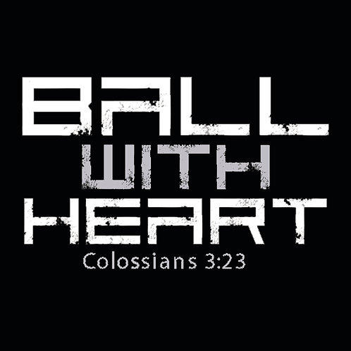 """Ball with Heart"" Tee - Men"