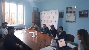 Правовой семинар для некоммерческих организаций Республики Ингушетия