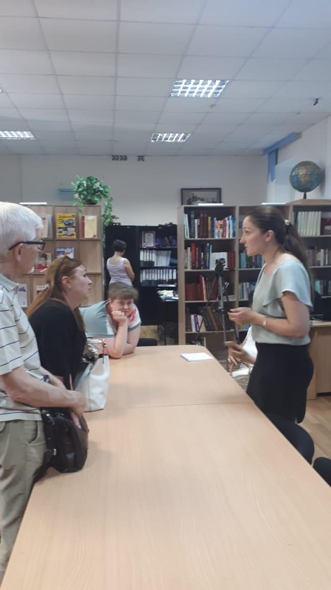 семинар для некоммерческих организаций Ставрополя