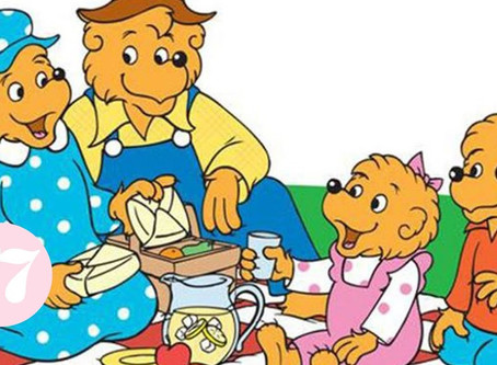 "What the ""Berenstain Bears"" Can Teach Us About Psychotherapy and Personal Growth"