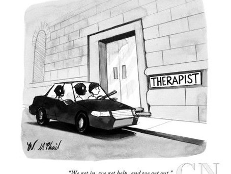 Psychotherapy is not a quick fix
