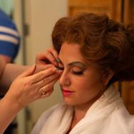 Transforming into Paula (Florencia en el Amazonas) at Florida Grand Opera, April 2018. Image by Daniel Azoulay.