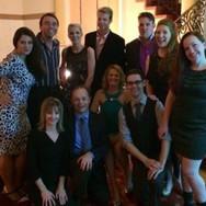 With the team of A Streetcar Named Desire at Opera Santa Barbara, April 2015