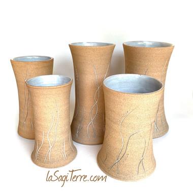 Vases et soliflores