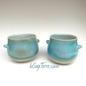 Duo de tasse à café/thé