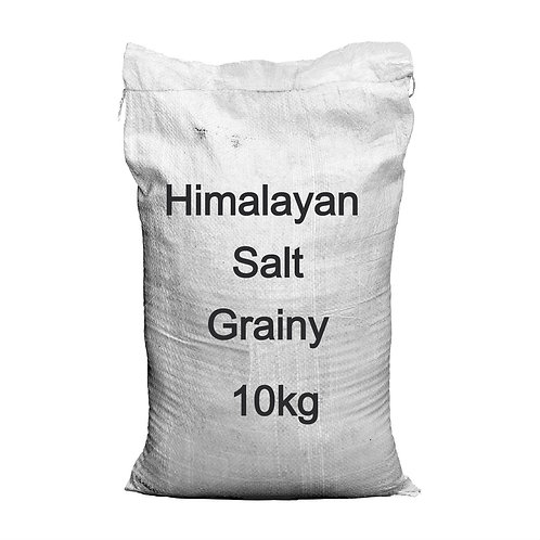 10kg Sack of Grainy Salt