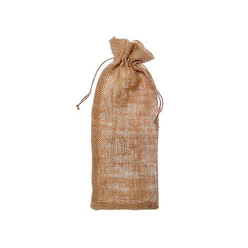 Hessian Jute Wine Bag