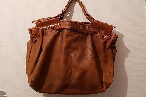 SAC A MAINS GRAND CAMEL