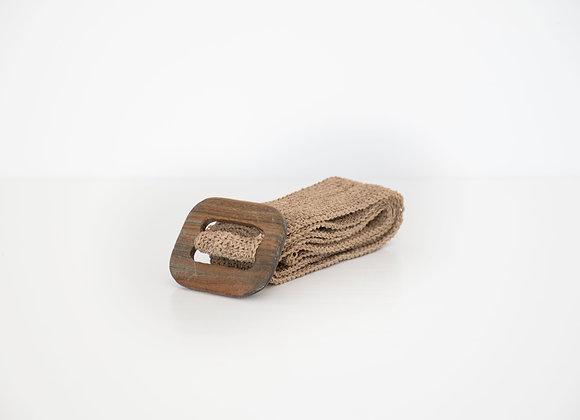 Cinturones crochet y telar MM1 MM2