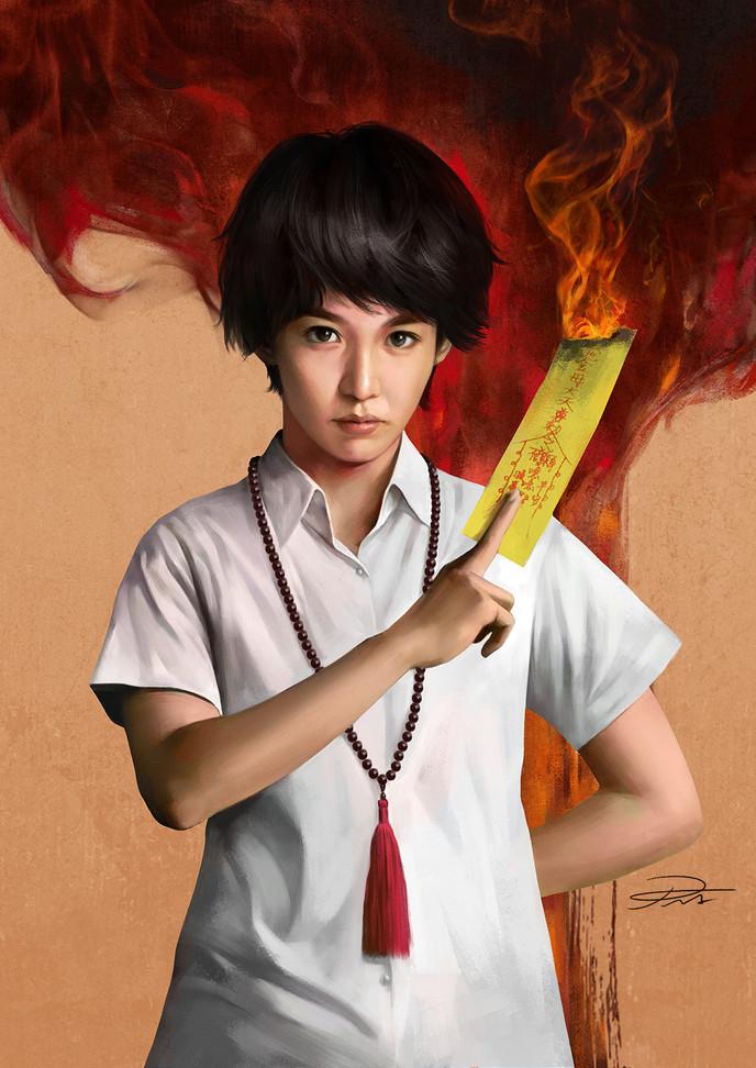 Teenage Psychic 2__By YinYuming.jpg