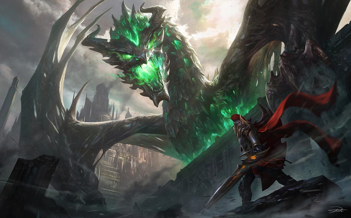 Infuriate Dragon