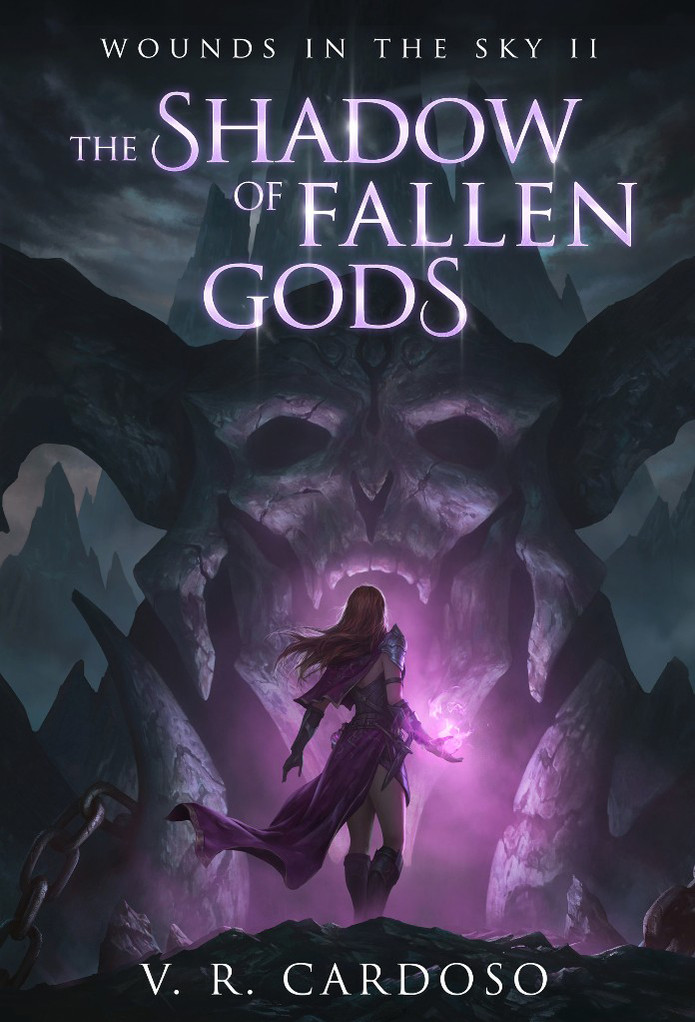 The Shadow of Fallen Gods