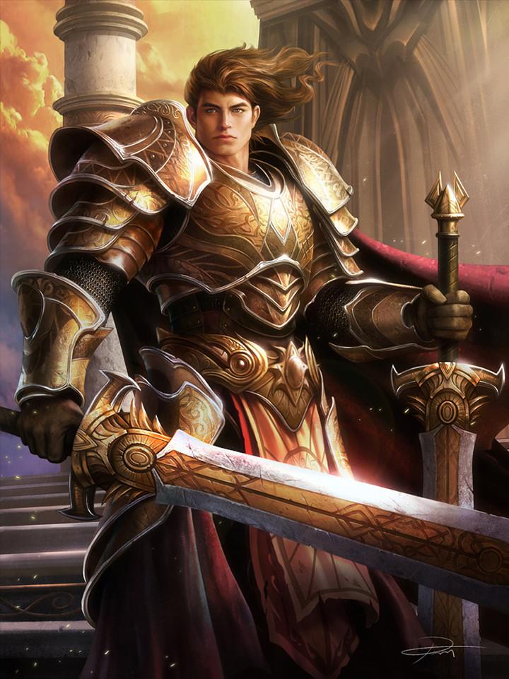 Majestic Warrior by YinYuming.jpg