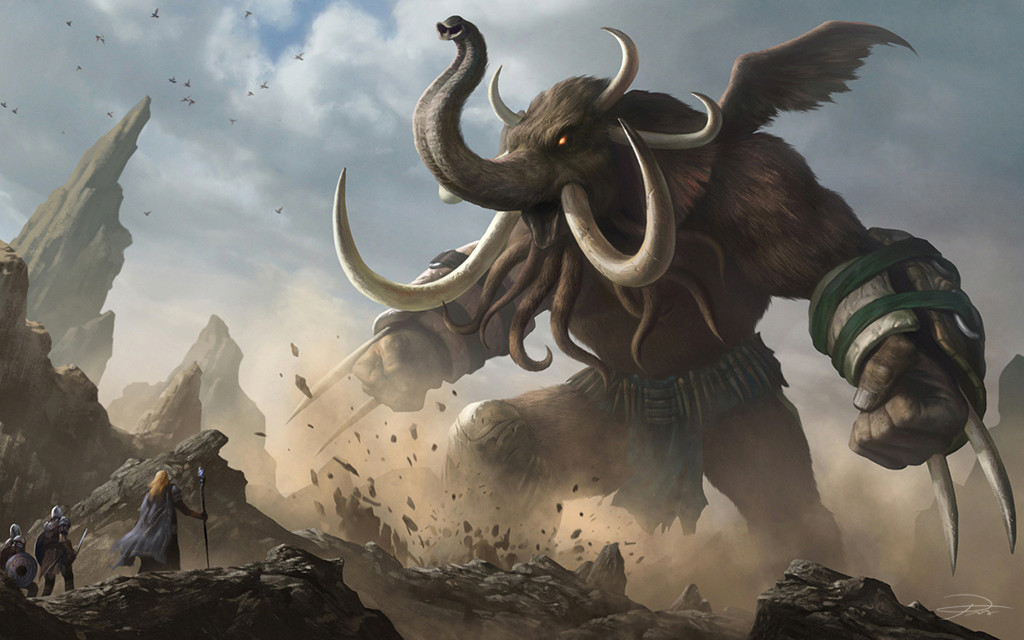 HON_Woolly Cthulhuphant_ YinYuming.jpg