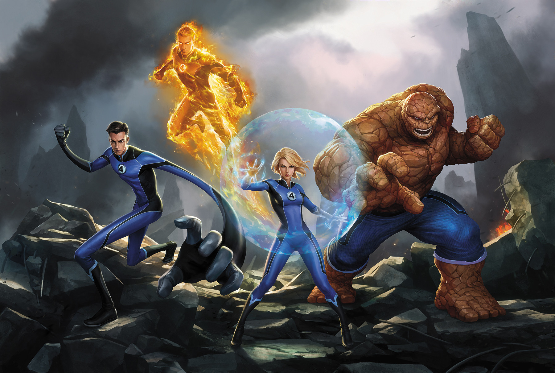Marvel_Fantastic4_By YinYuming.jpg