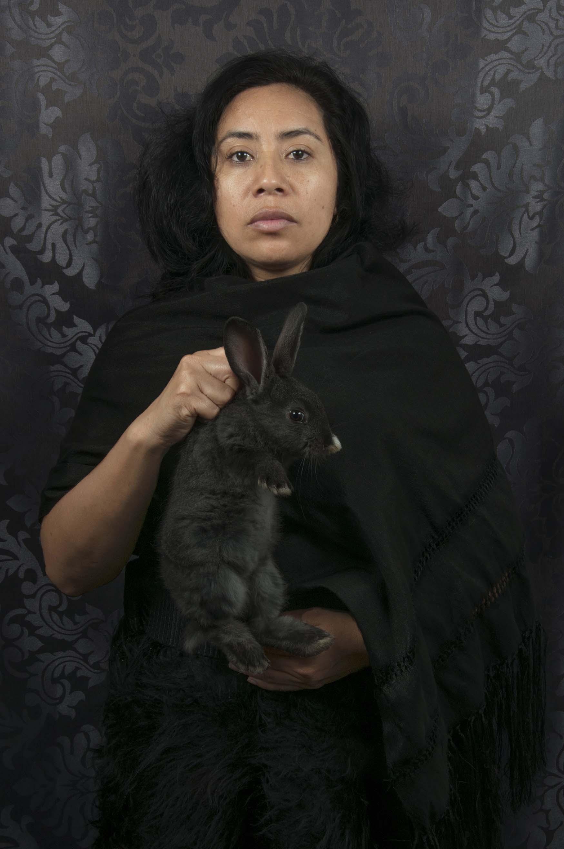 Margarita y los ojos de conejo