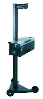 Réglophare double visée laser
