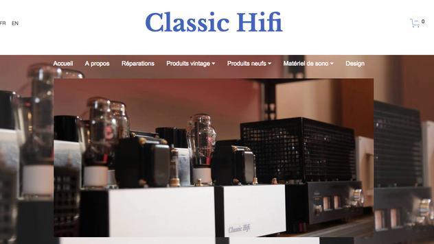 SIte Classic Hifi