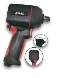Clé à chocs ½ - 1220 Nm - composite