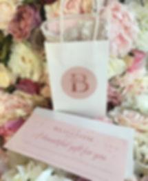 Blossom Beauty, Halifax, Gift Vouchers