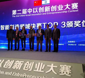 The second China-Israel Innovation and Entrepreneurship Contest