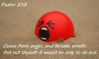 Cease from Anger