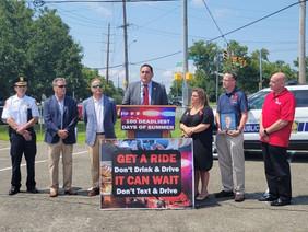 Lupinacci, Smyth: Don't Drink & Drive