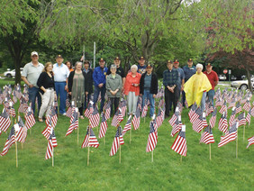Bayville's Field of Flags
