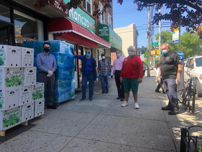 Queens councilman teams up with local community boards to distribute 55,000 meals