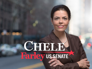 Conservatives Enthusiastically Endorse  Chele Chiavacci Farley for U.S. Senate