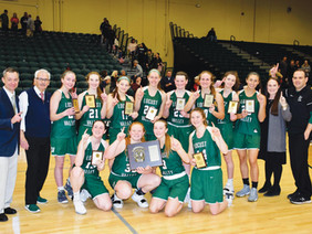 LOCUST VALLEY FALCONS ARE BASKETBALL CHAMPIONS