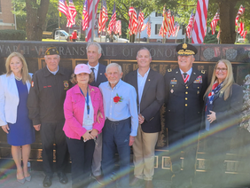Huntington Honors 365 Surviving WWII Vets