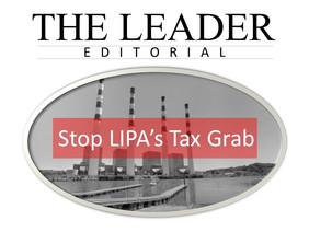 Stop LIPA's Tax Grab