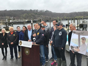Oyster Bay Harbor Clean-Up