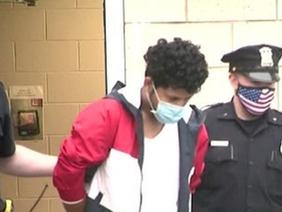 MS-13 Arrests in Huntington Machete Murder