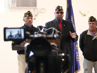 Queens Conservative Party endorses Army veteran Marvin Jeffcoat