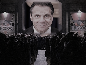 "Beyond 1984:  The Scientific Illiteracy and Danger of Cuomo's ""Contact Tracing"""