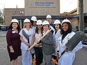 Glen Cove Hospital New Expansion