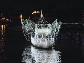 Huntington X-mas Boat Parade