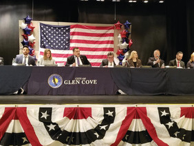 Glen Cove Inaugurations