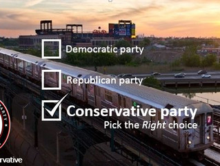 Conservative Party recommendations