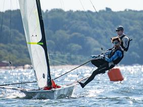 Oakcliff Sailing Triple Crown Races Wrap-Up