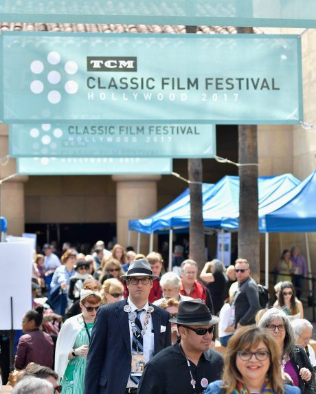 The Egyptian Theatre during the 8th annual TCM Classic Film Festival