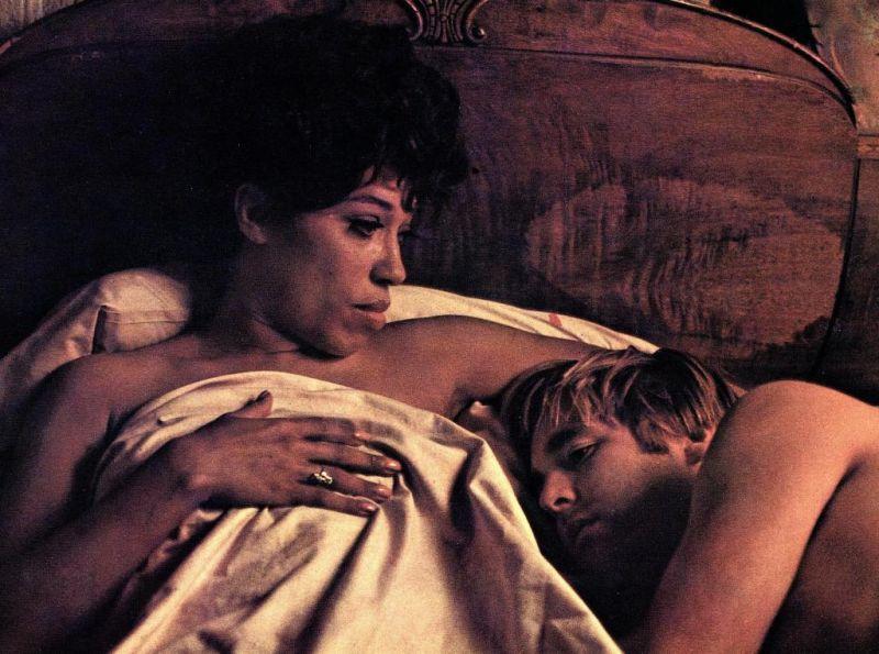 Diana Sands and Beau Bridges