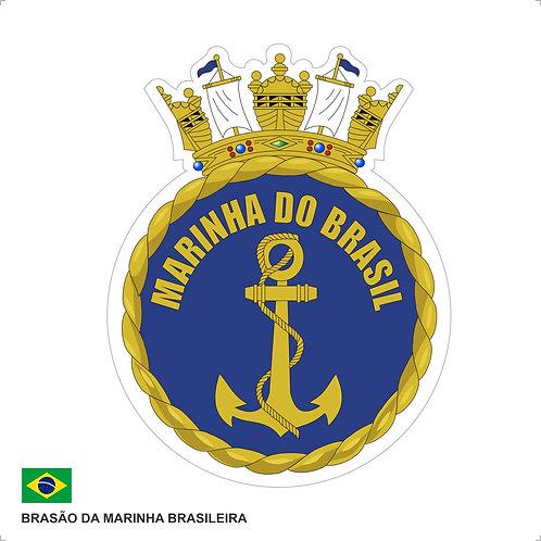 Adesivo - Marinha do Brasil