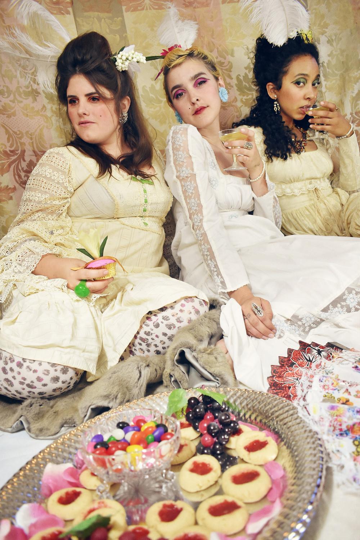 Shot for Breezy Schweetz, styling & creative direction by Brissa Monique