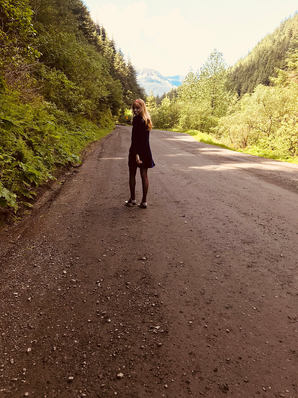 Devyn Crimson in Juneau, Alaska