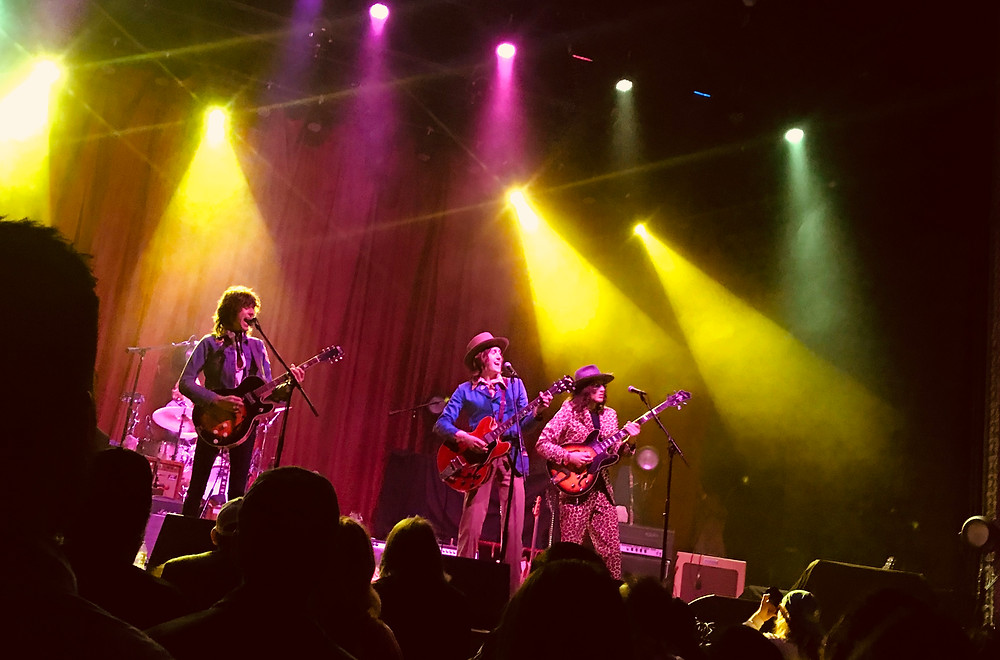 Blackfoot GypsiesThurs. 4/12/18
