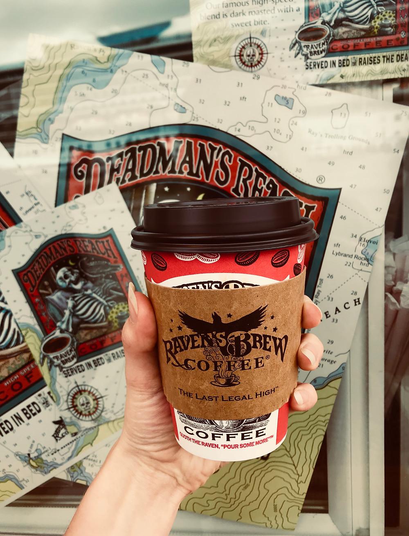 Raven's Brew Coffee in Ketchikan, Alaska